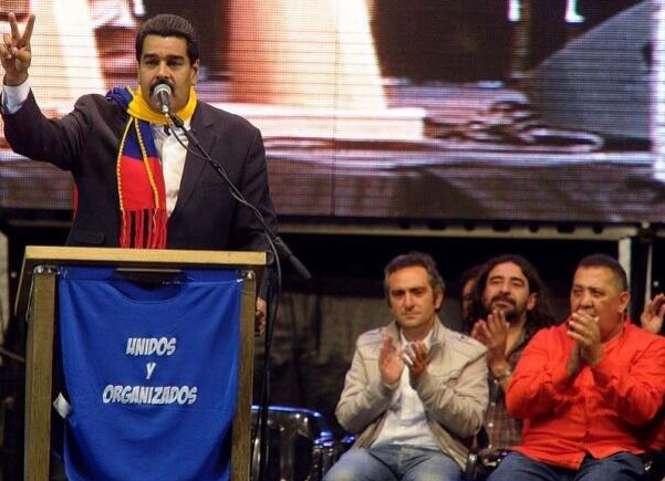 Maduro All Boys Twitter