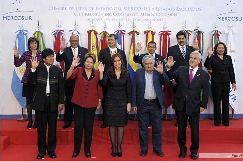 Presidentes-UNASUR