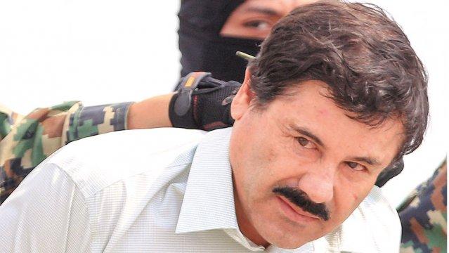 Chapo Guzmán, capturado